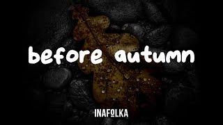 Baixar UNROMANTIC - Before Autumn (Lyric Video)