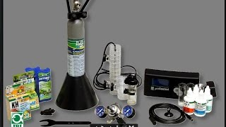 Обзор от mfkrus (Система обогащения аквариумной воды CO2 JBL ProFlora m603)