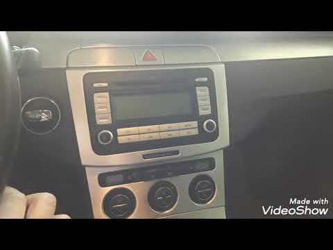 Volkswagen Passat B 6. Адаптация климат контроля.
