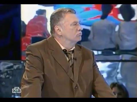 Zhirinovsky vs Ivanenko in ''To the barrier'' talk show. ''Barack Obama'' (English subs)