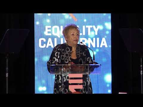 2017 Palm Springs Equality Awards - Ginny Foat