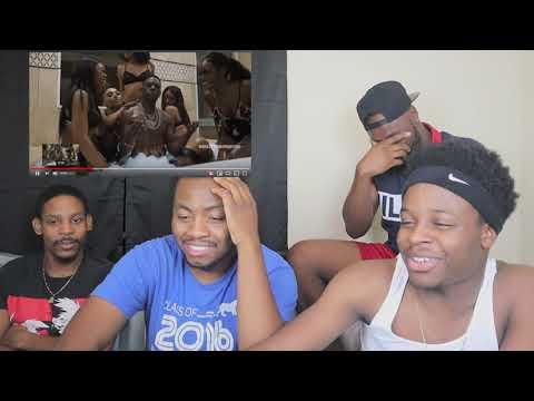 "Boosie Badazz - ""Nasty Nasty"" feat. Mulatto (Official Music Video) reaction video"