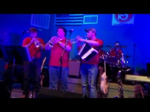 THE MORAVIANS  POLKA BAND - ENNIS, TX. 02-13-2016