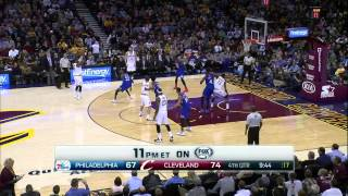 Philadelphia 76ers vs cleveland cavaliers | february 2, 2015 | nba 2014-15 season