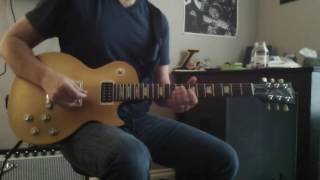 """How to play """" 10 Lovers """" by The Black Keys - Guitar Iesson"""