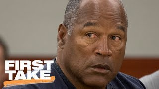 Stephen A. Sounds Off On O.J. Simpson Parole Hearing   First Take   May 23, 2017
