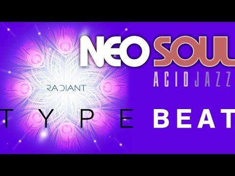 🌑➤ NEO SOUL / ACID JAZZ Instrumental (With Bridge) ✴RADIANT✴ Bilal Type Beat by M.Fasol