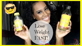Lose Weight In One Week With Apple Cider Vinegar