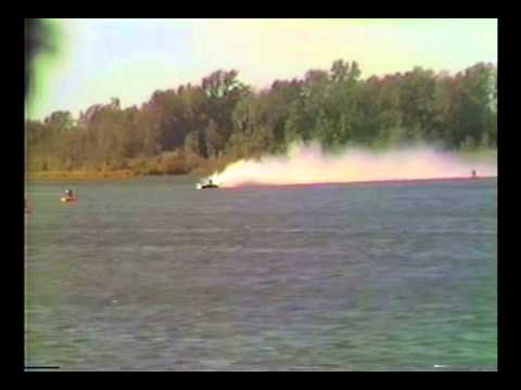1983 ST TIMOTHEE REGATTA Sunday GP Heat #3 DEEP WATER SPECIAL