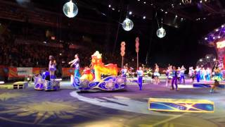Ringling Brothers and Barnum & Bailey Circus: Legends (opening parade)