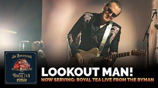 "Joe Bonamassa - ""Lookout Man!"" feat. Jimmy Hall (Live) - Now Serving: Royal Tea Live From The Ryman"