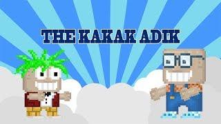 THE KAKAK ADIK   Growtopia Indonesia