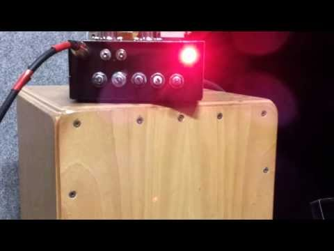 DIY Tube/ Valve Guitar Preamp (Hand Made) | FunnyCat TV