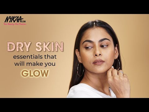 Best Beauty Products For Dry Skin Ft. Neha Desai | Nykaa thumbnail