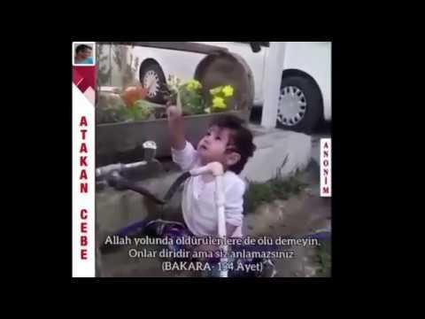 Kin yuttuk Kan kusturacağız,Yüce Türk Milleti var olsun.