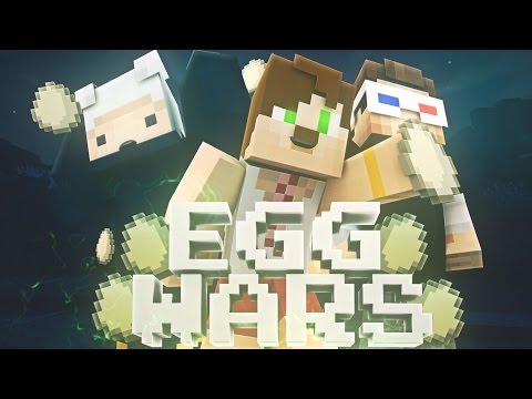 Minecraft Yumurta Savaşları -1- Olum Süper Lan !