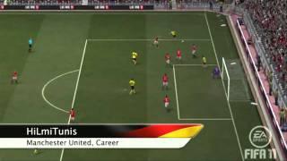 FIFA 11. Лучшие голы за неделю, раунд №10