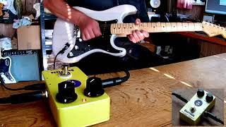 Reuss Octaviaze - Casual demo by Fzat - NPN Germanium Transistor Octavia