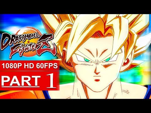 DRAGON BALL FIGHTERZ Story Mode Gameplay Walkthrough Part 1 [1080p HD Xbox One] - No Commentary