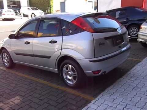 Ford Focus Sedan >> Ford Focus GL 1.6 8v 2007 - YouTube