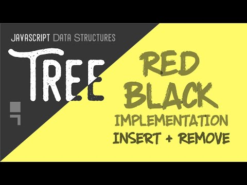 Red Black Tree - Self Balancing Tree - Tree Data Structure