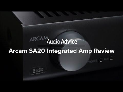 Arcam SA20 Integrated Amp Review