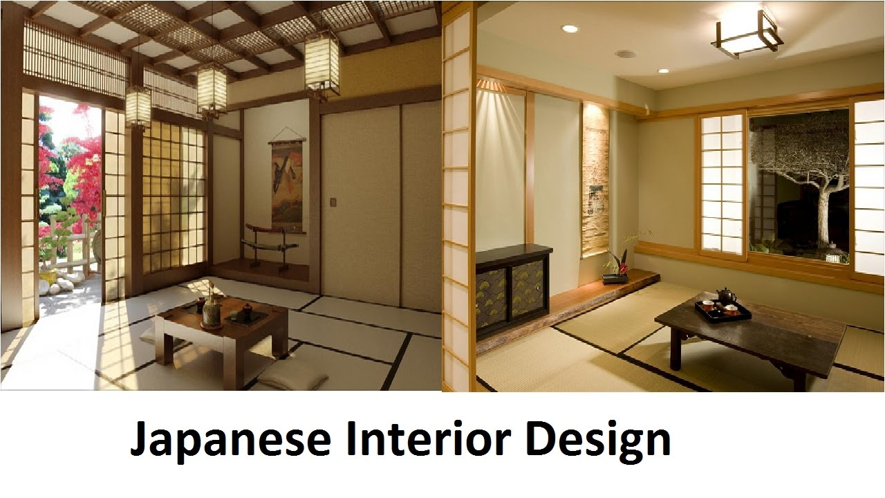 Stylish And Exotic Japanese Interior Design Youtube