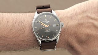 Wearing A DRESS Watch On A NATO Strap? How To Dress Down Your Dress Watch