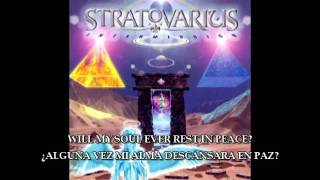 Stratovarius - Will My Soul Ever Rest In Peace (English - Español)