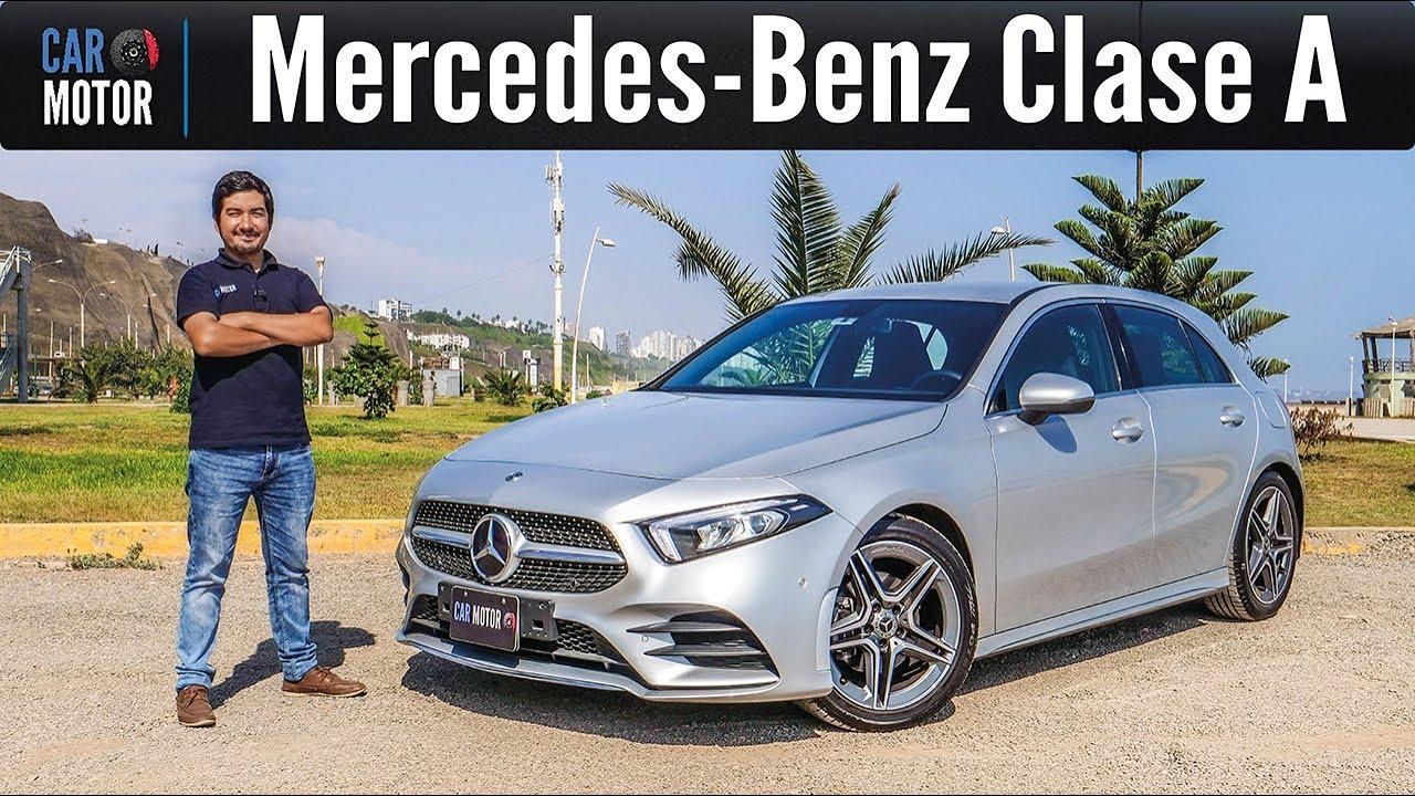Mercedes Benz Clase A 2019 El Hatchback Más Tecnológico Youtube