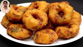 Snacks Recipes in Tamil | Vada Recipe