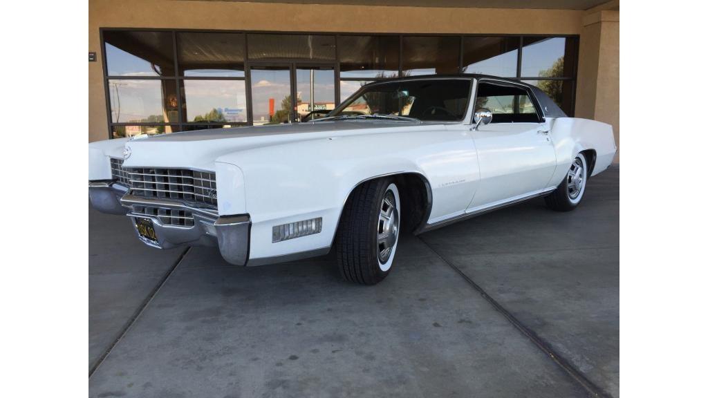 1967 Cadillac Eldorado Photo Slideshow Youtube