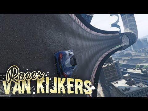 ALS JE HET NU NIET DOET...! - Races van Kijkers #63 (GTA V Online Funny Races)