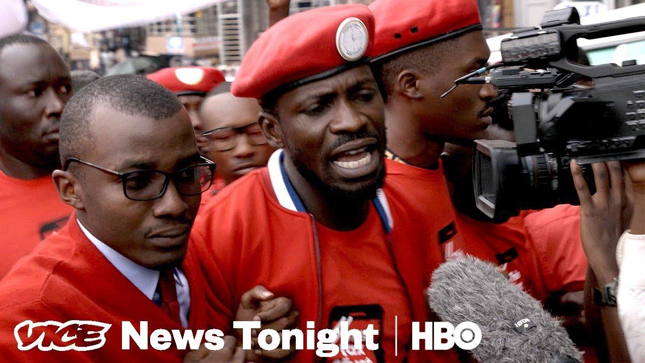 Regulating Crypto & Uganda Social Media Tax: VICE News Tonight Full Episode (HBO)