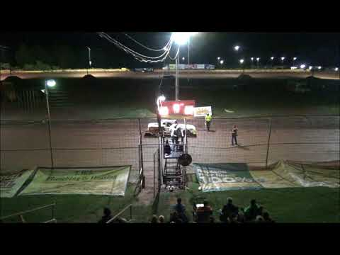 Street Stock and Pure Stock Powder Puff Races 9/2/17
