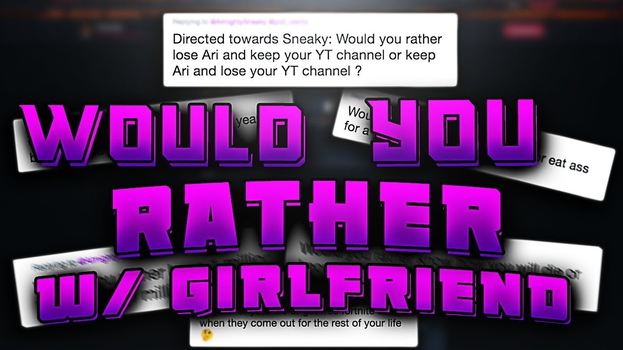 would-you-rather-dirty-edition-w-my-girlfrind