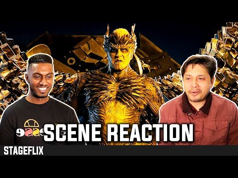 2.0 - Pakshi Rajan Intro Scene Reaction | Akshay Kumar | Rajinikanth | Stageflix