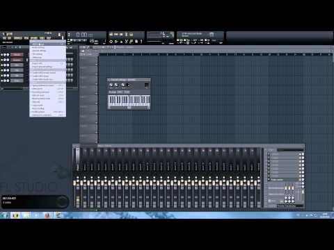 How to get Midi-Data out of Cthulhu (FL Studio)