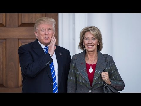 "Group Funded By Trump's Education Secretary: ""Bring Back Child Labor"""