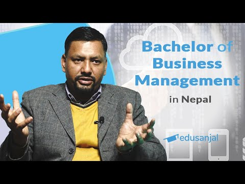 Bachelor of Business Management (BBM) in Nepal