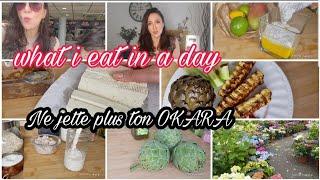 Vlog#1 Une journée dans mon assiette. Je vous emmène avec moi au travail, surprise surprise..