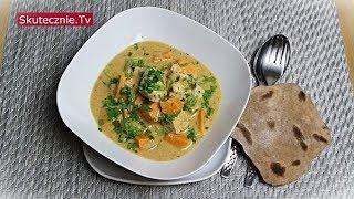 Kurczak w stylu indyjskim z batatem i pomidorkami :: Skutecznie.Tv [HD]