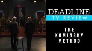 'The Kominsky Method' Review - Alan Arkin, Michael Douglas thumbnail