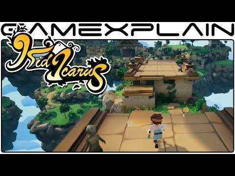 Kid Icarus 3D - Game & Watch (Fan Project)