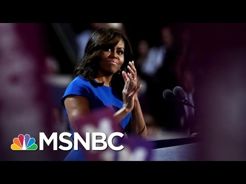Joe: Michelle Obama's DNC Speech Got It...