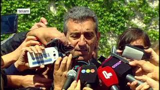 """Randazzo dijo que lo ocurrido con Maldonado es """"un retroceso para la Argentina"""""""