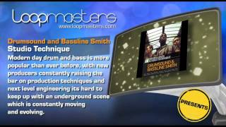 Drum Bass Samples Bassline Smith and Royalty Free Producer Sounds by Loopmasters