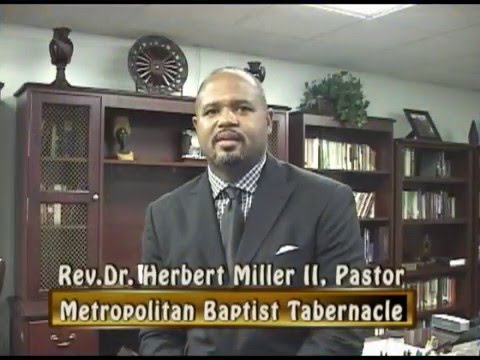 """THE THERAPEUTIC VALUE OF SELF REFLECTION"" Rev. Dr. Herbert Miller II"