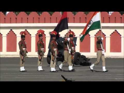 PASSING OUT PARADE : BSF