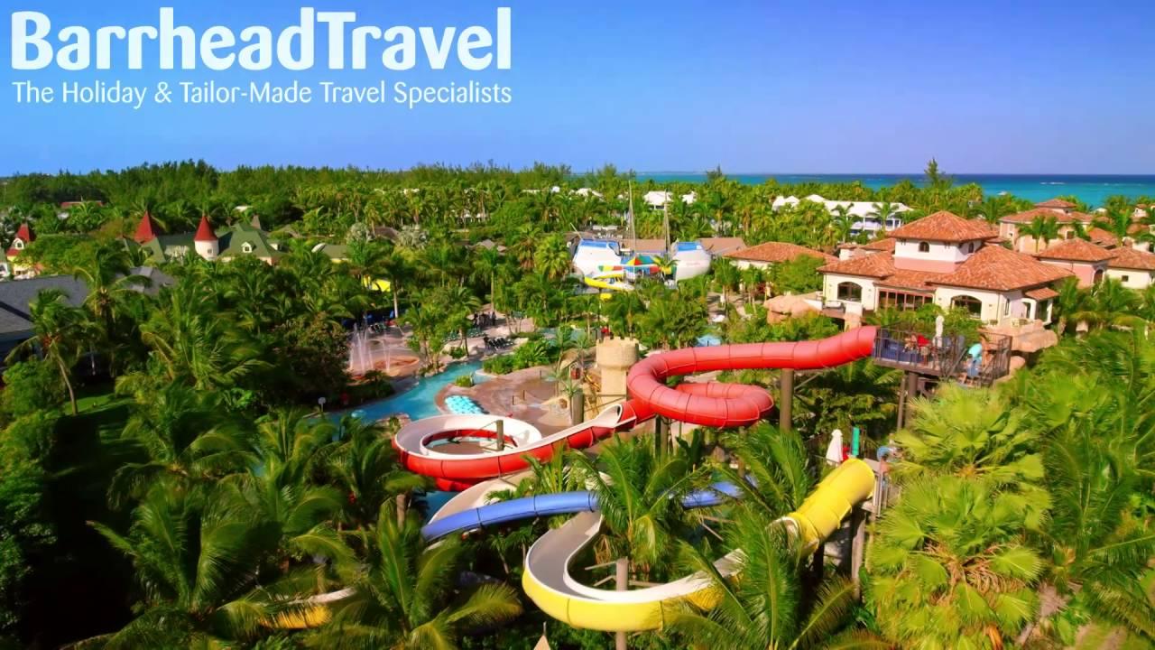 Sandals Beaches Holidays Turks Caicos Drone Tour